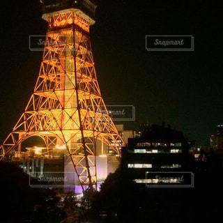 東京タワーライトアップの写真・画像素材[1203765]