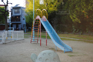 近くの遊び場の写真・画像素材[1402628]
