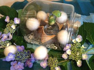 傘,紫陽花,梅雨,カエル