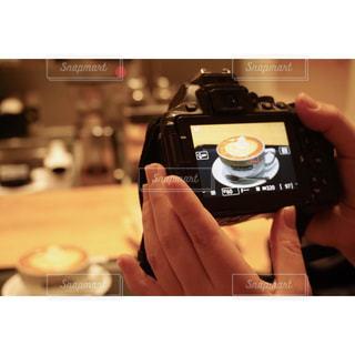 カフェの写真・画像素材[1420174]