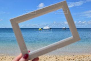 世界遺産の海の写真・画像素材[1420190]