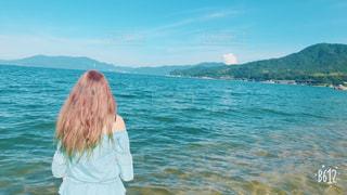 栗田の海の写真・画像素材[1323727]