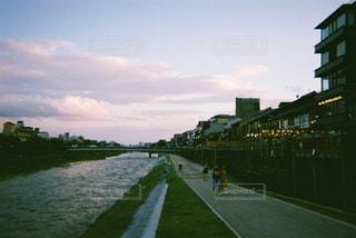 鴨川の写真・画像素材[1243926]