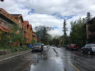 風景,大自然,雨上がり,休日,カナダ,Canada,バンフ,Banff,雨のち晴れ,明日天気になあれ,晴れ女