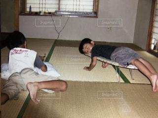 お部屋,室内,子供,休日,のんびり,まったり