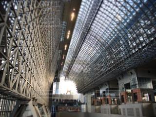 京都駅の写真・画像素材[1678209]
