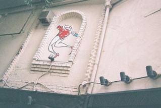 近くに白い建物のの写真・画像素材[1240211]