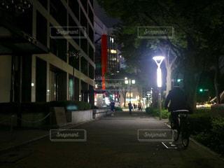 夜,街並み,名古屋,夏バテ,フォトジェニック