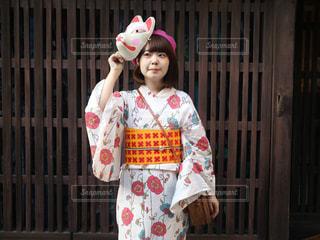 京都ではんなりの写真・画像素材[1411433]