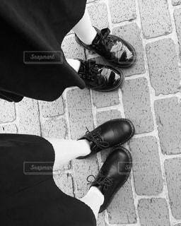 4足の写真・画像素材[1802068]