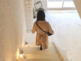 屋内,階段,散歩,ランプ,cafe,canon,フォトジェニック,カフェ巡り,eosm3,京都カフェ,インスタ映え,ふらり