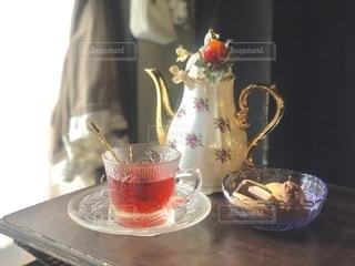 アンティーク喫茶の写真・画像素材[2646236]