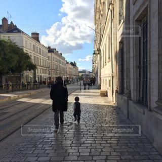 建物,屋外,フランス,秋晴れ,日中