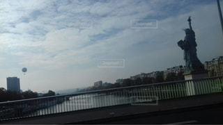 空,屋外,フランス,パリ,自由の女神,バルーン
