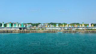 台湾の漁港の写真・画像素材[1218498]