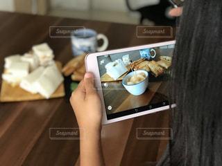 朝食の時間の写真・画像素材[1452168]