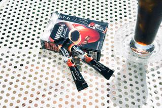旅先のコーヒーの写真・画像素材[1307939]