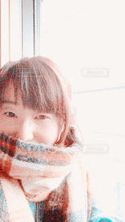 冬の朝の写真・画像素材[1691236]
