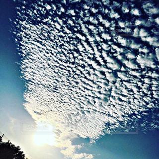 雲の河の写真・画像素材[2426044]