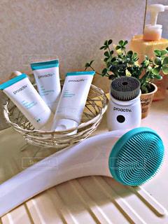 日常,グリーン,バスタイム,洗顔,スキンケア,毛穴,プロアクティブ,ニキビケア,プロアクティブアンバサダー