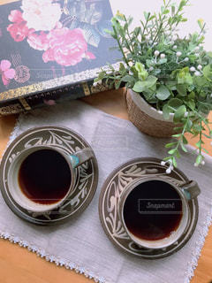 coffee for twoの写真・画像素材[2895161]