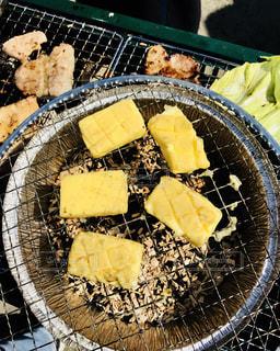 チーズの燻製の写真・画像素材[1214555]