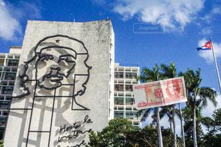 キューバ革命児チェゲバラの写真・画像素材[1217949]