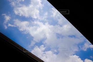 モノレールの下からの写真・画像素材[1262603]