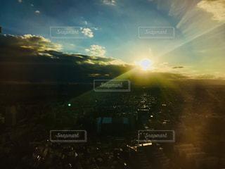 風景,空,夕日,東京,太陽,夕暮れ,景色,光,恵比寿,夕陽,トワイライト,恵比寿ガーデンプレイス,三田,目黒区