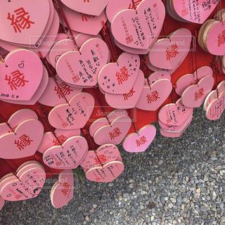 ピンク,デートスポット,ハート,絵馬,旅行,ピンク色,名古屋,桃色,pink,トラベル,犬山城,恋愛成就,三光稲荷神社,インスタ映え,ハート型絵馬,名古屋旅行