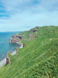 北海道・夏の神威岬の写真・画像素材[1247814]