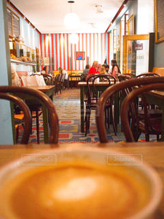 ストックホルムのカフェの写真・画像素材[1270241]