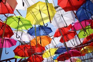雨,傘,屋外,カラフル,鮮やか,旅行,梅雨,長崎,ハウステンボス