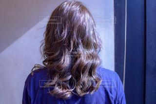 髪質改善ツヤツヤ美髪ヘアーの写真・画像素材[2461337]