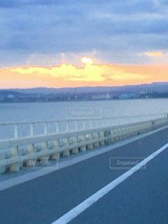 近くに高速道路のの写真・画像素材[1239729]