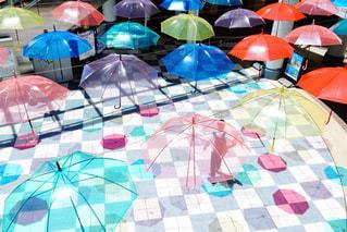梅雨の晴れ間の写真・画像素材[1250770]