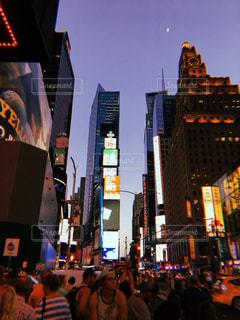 タイムズスクエアの写真・画像素材[1257349]