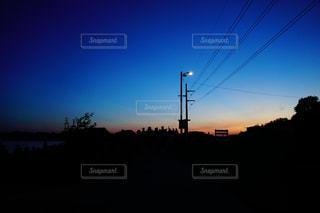 日没の写真・画像素材[1285464]