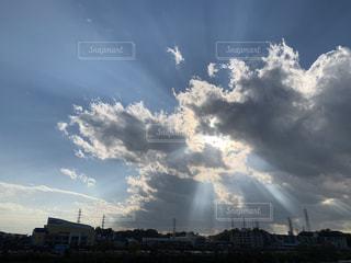 自然,空,屋外,太陽,雲,光,日中,クラウド