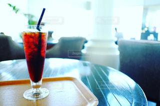 カフェ,東京,アイスコーヒー,グッドビュー東京,都庁北展望室,都庁前駅