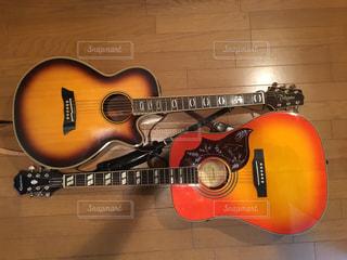 ギターの写真・画像素材[1239650]