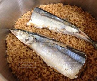 さんま,秋刀魚,炊き込みご飯,サンマ