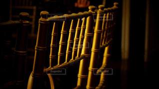 教会の椅子の写真・画像素材[1243940]