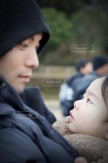 父と娘の写真・画像素材[1246852]