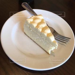 ケーキ,白,大人,まったり,チーズケーキ,シークワーサー