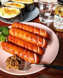 食べ物,朝食,皿,昼食,料理,調理,ソーセージ,ブランチ,肉汁,ジョンソンヴィル