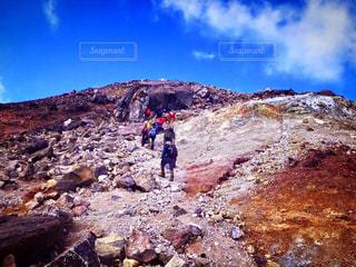 茶臼岳の写真・画像素材[1408602]