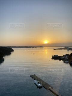 自然,風景,海,空,絶景,朝日,景色,正月,お正月,日の出,新年,初日の出