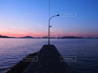 風景,海,空,夕日,絶景,屋外,夕焼け,olympus