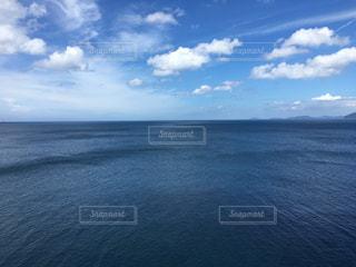 水平線の写真・画像素材[1319475]